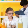 Children in laboratory — Stock Photo #9725071