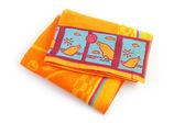 Child's beach towel — Stok fotoğraf