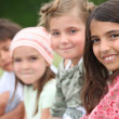 Group of children — Stock Photo #9766425