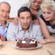 Family Birthday — Stock Photo #9810865