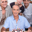 Stock Photo: Father's Birthday
