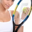 Tennis player — Stockfoto #9815915