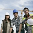 Construction colleagues — Stock Photo #9816474