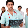 Medical staff — Stock Photo #9825655
