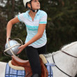 Polo tournament — Stock Photo #9827762