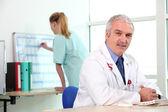 Consultazione medica — Foto Stock