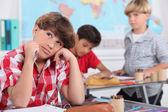учащиеся средней школы — Стоковое фото