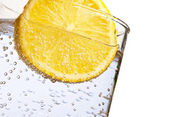 Lemon Drink — Stock Photo