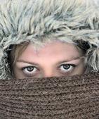 Os olhos — Foto Stock