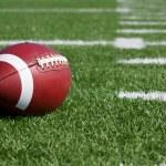 Football on the Field — Stock Photo #10697426