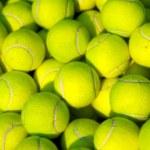 Tennis Balls — Stock Photo