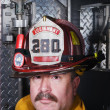 Firefighter Portrait — Stock Photo #9416098