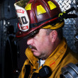 Firefighter Portrait — Stock Photo #9416099