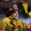 Firefighter Portrait — Stock Photo #9416102
