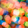Abstract background bokeh — Stock Photo
