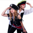 Pirates — Stock Photo