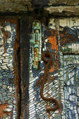 Old rusty bolt — Stock Photo