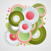Abstract paper colorful background — Stock Photo