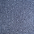 Blue fabric background and texture — Stock Photo