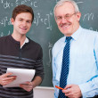Teacher and student — Stock Photo #9314896