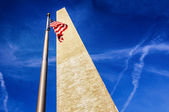 Washington Monument — Stock Photo