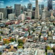 Stock Photo: SFrancisco skyline