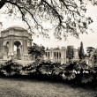 Palace of Fine Arts - Stock Photo