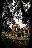 Palace of Fine Arts — Stock Photo