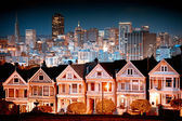 Urban landscape San Francisco — Stock Photo