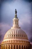 United States Capitol Dome — Stock Photo