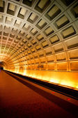 Washington DC subway — Stock Photo