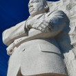 Martin Luther King, Jr. Statue - Stock Photo