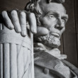 Lincoln Memorial Statue — Stock Photo