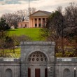 Arlington National Cemetery, Virginia, USA — Stock Photo