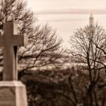 Arlington National Cemetery, Virginia, USA — Stock Photo