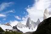 Fitz roy bergslandskap 7 — Stockfoto