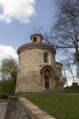 Rotunde church — Stock Photo