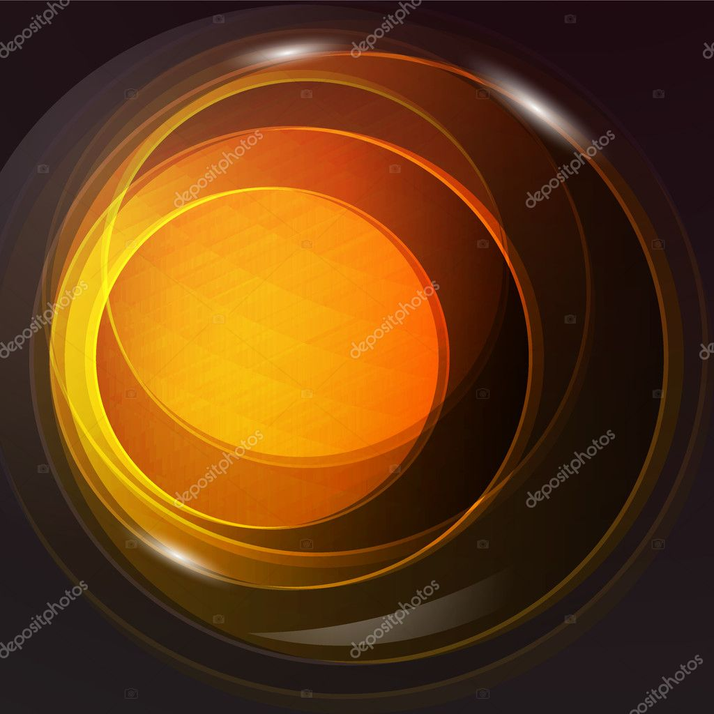 Abstract smooth waves vector illustration eps 10 — Stock Vector #8249828