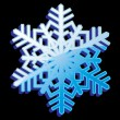 Snowflakes. Vector illustration. — ストックベクター #8829727