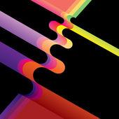 Graphic element. Vector illustration. — Stock Vector