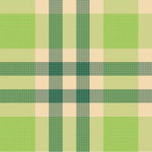 Color fabric plaid. Seamless vector illustration. — Stock Vector