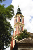 Serbian church in Szentendre — Stock Photo