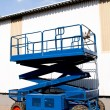Aerial work platform - Stock Photo