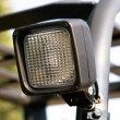 Working light of a forklift truck — Stock Photo #10078340