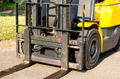 Gaffelvagn — Stockfoto