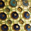 The wonderful ceiling of 'Varkert' bazaar in Budapest 2 — Stock Photo #10122937