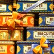 Foto Stock: French biscuits