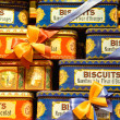 Stock Photo: French biscuits
