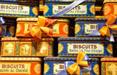 French biscuits — Stock Photo