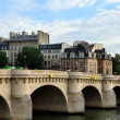 Pont Neuf in Paris — Stock fotografie